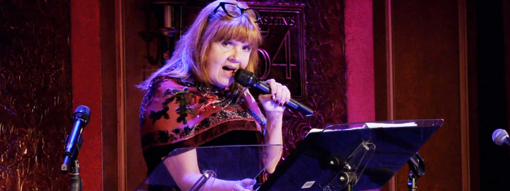 "Annie Golden Performs St John & Plahuta's ""Mama Runs The Show"""