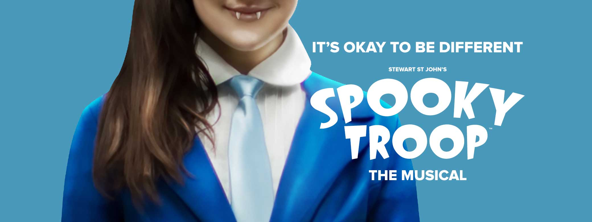 First Look At St John & Plahuta's Spooky Troop The Musical